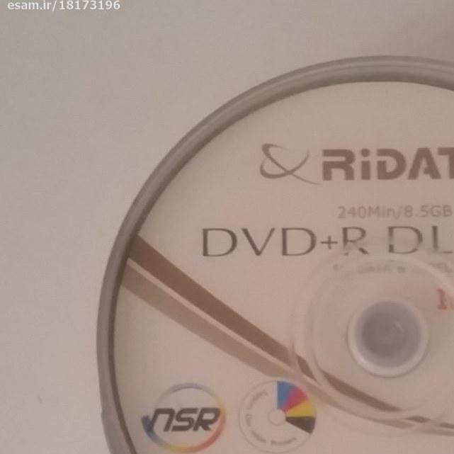 عکس دی وی دی خام  Ridata  دی-وی-دی-خام-ridata