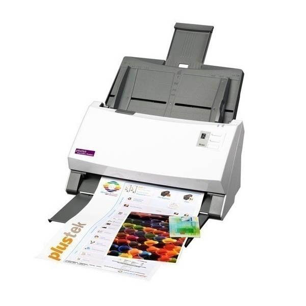 تصویر اسکنر پلاس تک مدل پی اس ۴۰۸۰ یو دورو رنگی Plustek PS4080U Document Scanner