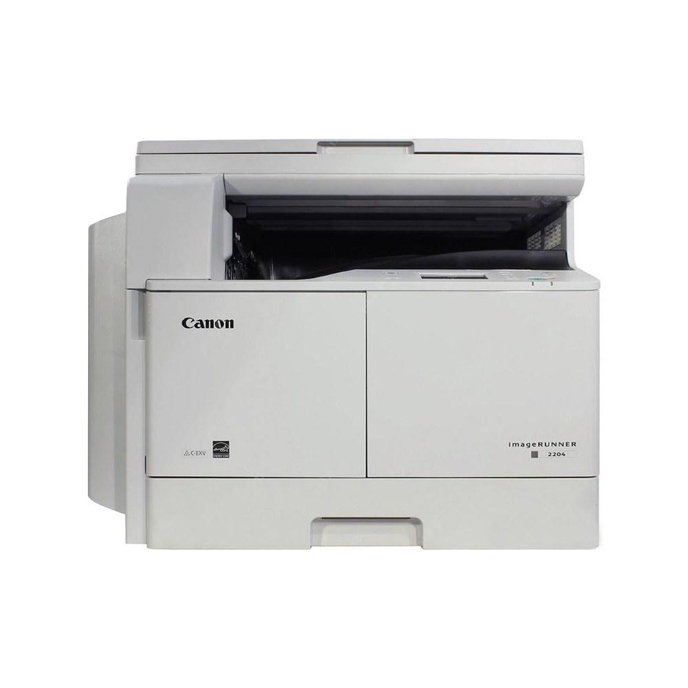 تصویر دستگاه کپی سه کاره کانن مدل imageRUNNER 2204 Canon imageRUNNER 2204 A3 Photocopier