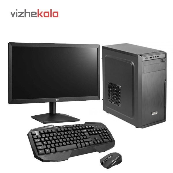 main images کامپیوتر دسکتاپ آماده مدل COREI3-8100-A