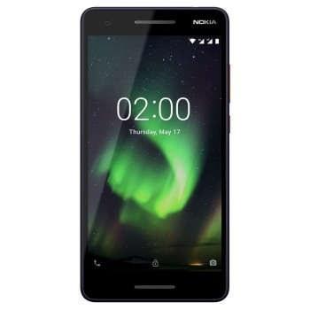گوشی موبایل نوکیا مدل 2.1 دو سیم کارت ظرفیت 8 گیگابایت | Nokia 2.1 Mobile Phone
