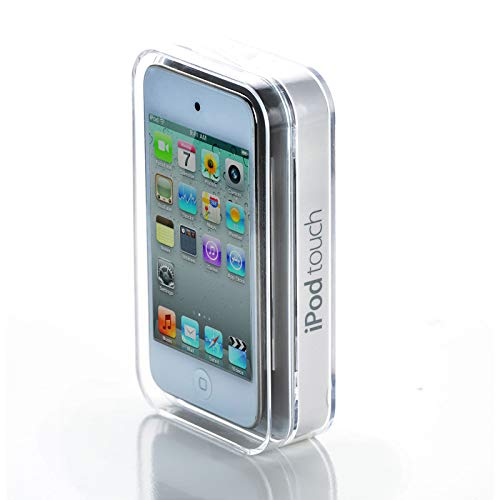تصویر AppleiPod اصلی سازگار برای mp3 mp4 Player Apple iPod Touch 4 Gen 8GB White