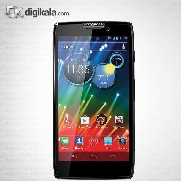 img گوشی موتورولا ریزر اچ دی   ظرفیت 16 گیگابایت Motorola RAZR HD   16GB
