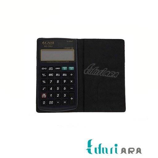 تصویر ماشین حساب مدل MD-300J کاسی Calculator model MD-300J Cassie