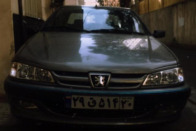 خودرو پژو، پارس، دندهای، 1386 |