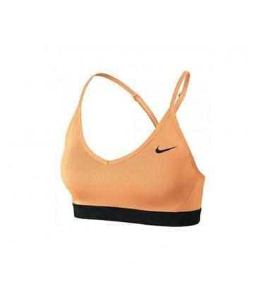 نیم تنه زنانه نایک نارنجی Nike Indy Women Light-Support Sports Bra 878614-492