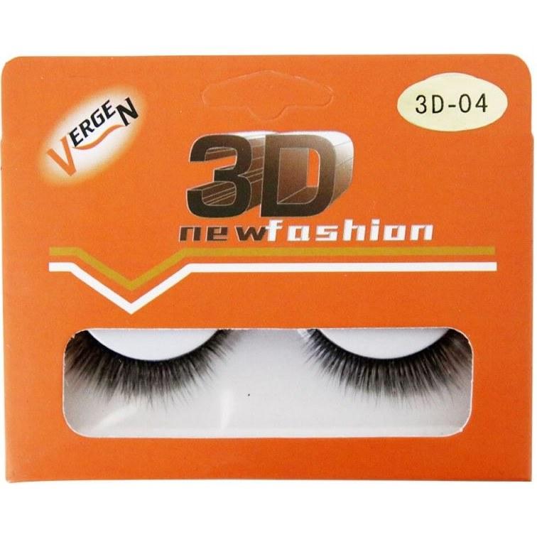 Vergen 3D Eyelashes 04