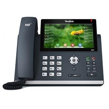 تصویر تلفن yealink مدل T48G