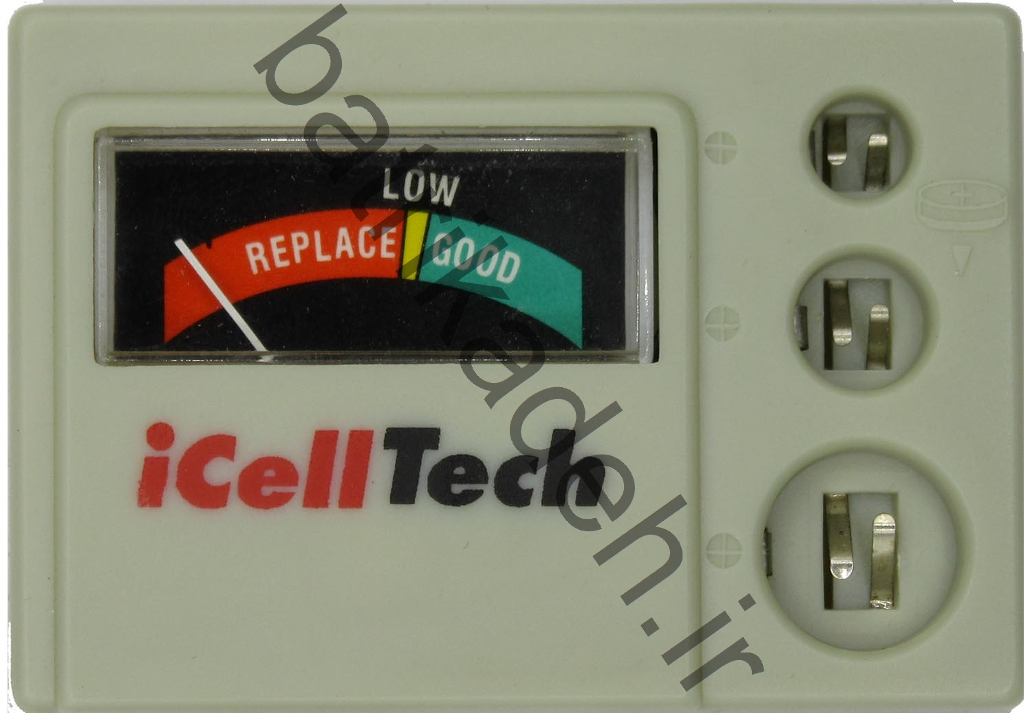 iCell Tech تستر باتری سمعک |