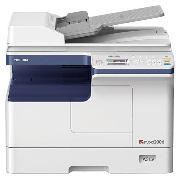تصویر دستگاه کپی توشیبا مدل ای اس 2006