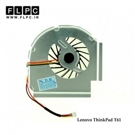 تصویر فن لپ تاپ لنوو Lenovo ThinkPad T61 Laptop CPU Fan