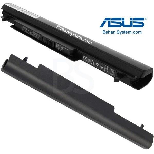 باتری 4 سلولی لپ تاپ ASUS مدل K46