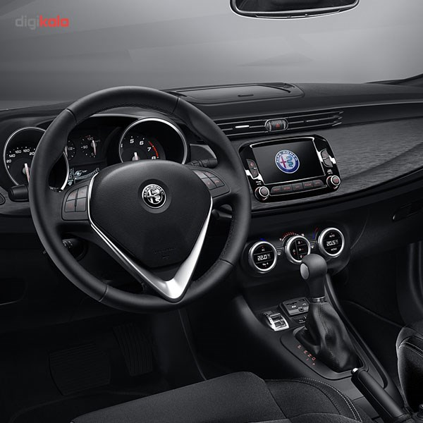 img خودرو آلفارومیو Guiletta Full اتوماتیک سال 2017 Alfa Romeo Guiletta 2017 AT