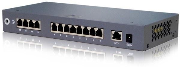 Newrock OM12- 2S/2 IP PBX نیوراک