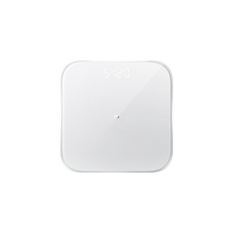 تصویر ترازوی هوشمند بلوتوثی شیائومی مدل  XMTZC01HM – Mi Smart Scale Xiaomi Mi Smart Scale –XMTZC01HM
