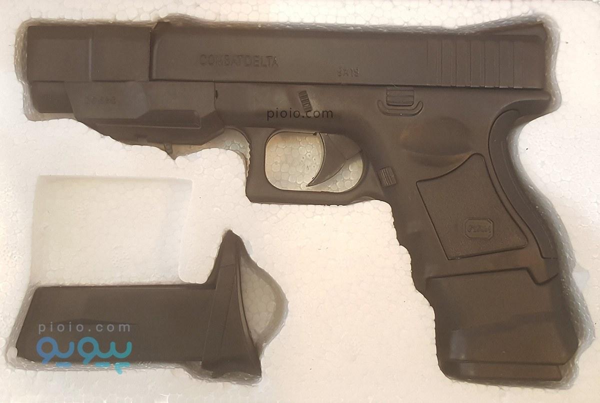 تفنگ اسباب بازی مدل +P.698 |
