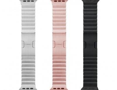 تصویر بند فلزی اپل واچ Apple Watch Batter Flag Band 42/44mm