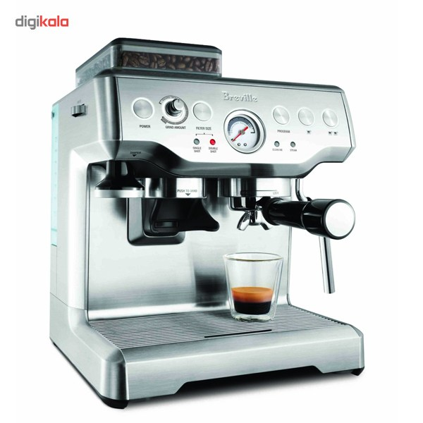 img اسپرسوساز برویل مدل BES870 Breville BES870 Espresso Maker