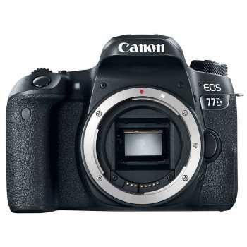 دوربین دیجیتال کانن مدل EOS 77D بدون لنز   Canon EOS 77D Digital Camera Body Only