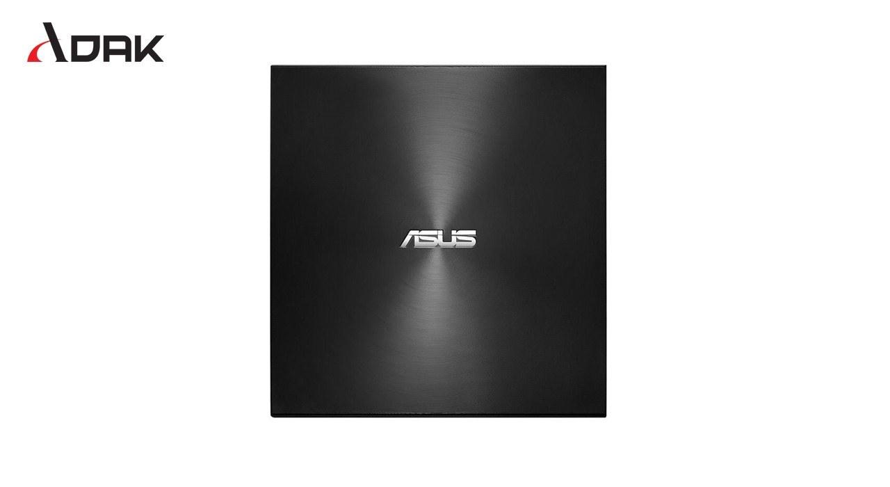 تصویر درایو DVD اکسترنال ایسوس مدل ZenDrive U9M SDRW-08U9M-U ASUS ZenDrive U9M (SDRW-08U9M-U) External DVD Drive