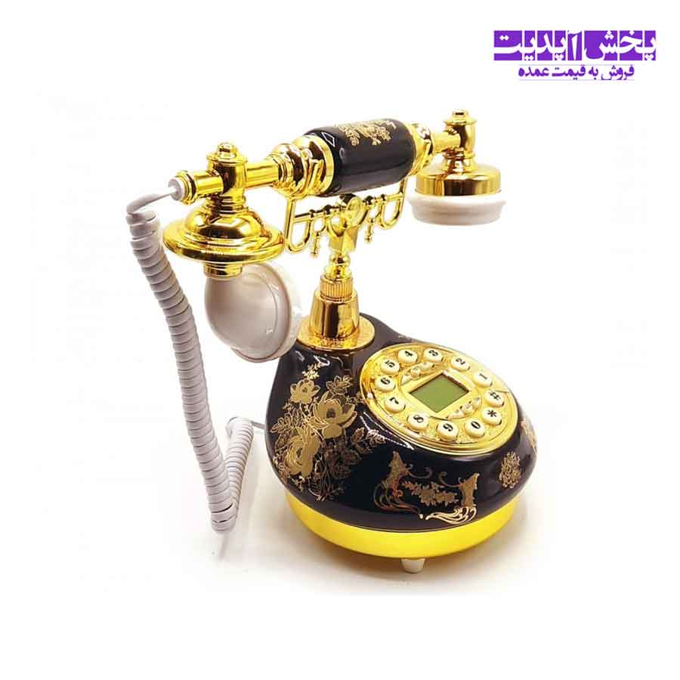 main images تلفن رومیزی سلطنتی مدل ونوس
