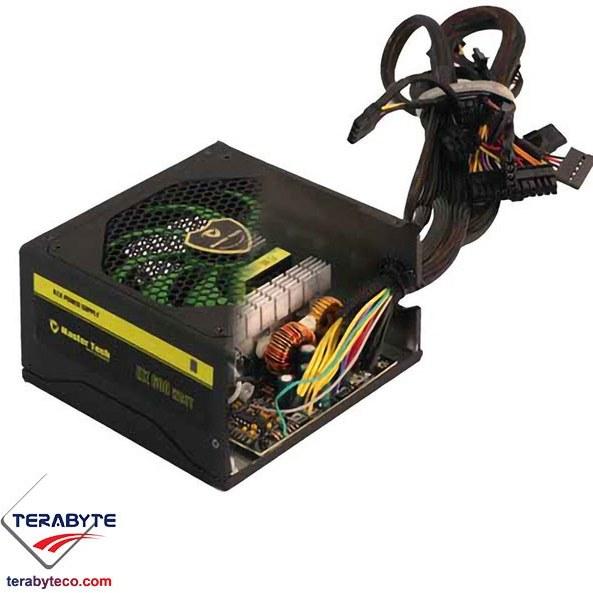 تصویر منبع تغذیه(پاور)کامپیوتر مستر تک مدل HX700W Master Tech HX700W Modular Computer Power Supply