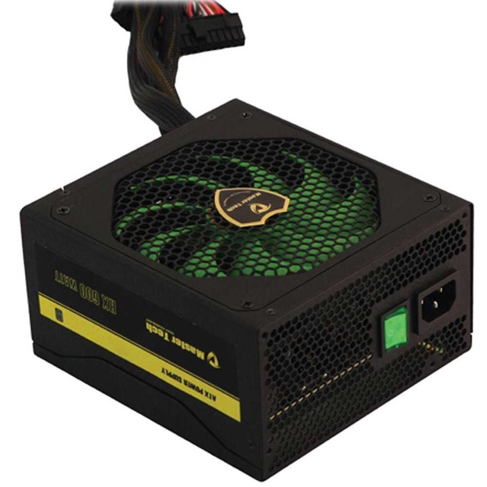 منبع تغذیه کامپیوتر نیمه ماژولار مستر تک مدل HX600W | Master Tech HX600W Semi Modular Computer Power Supply