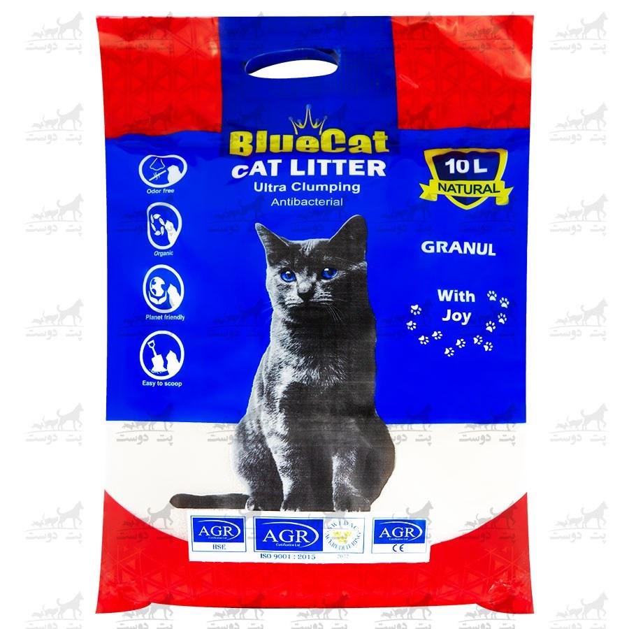 تصویر خاک گربه برند بلو کت