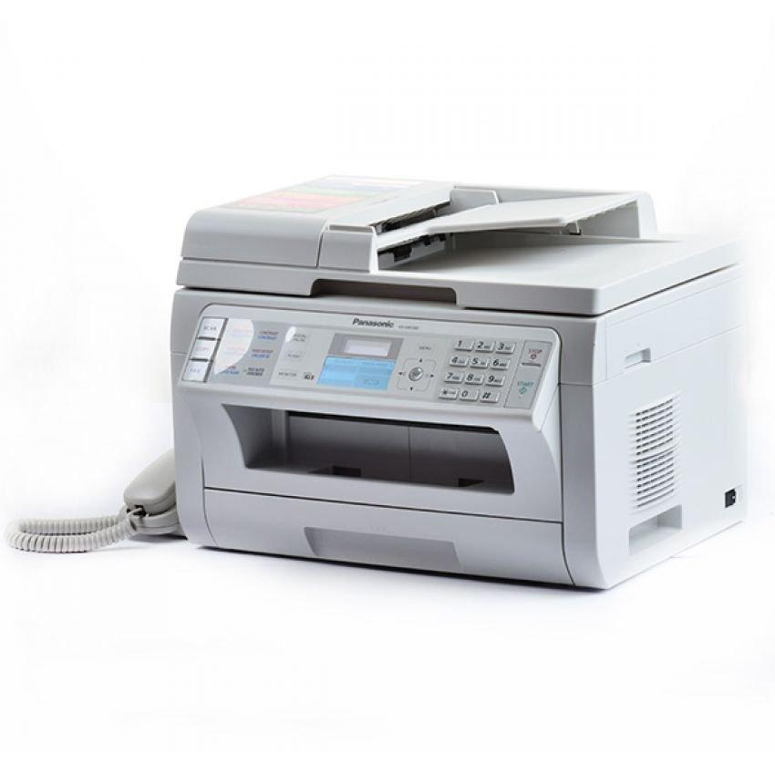 تصویر پرینتر لیزری چند کاره پاناسونیک با گوشی مدل ام بی ۲۰۸۵ Panasonic MB2085-Multifunction-Laser-Printer+HandyPhone