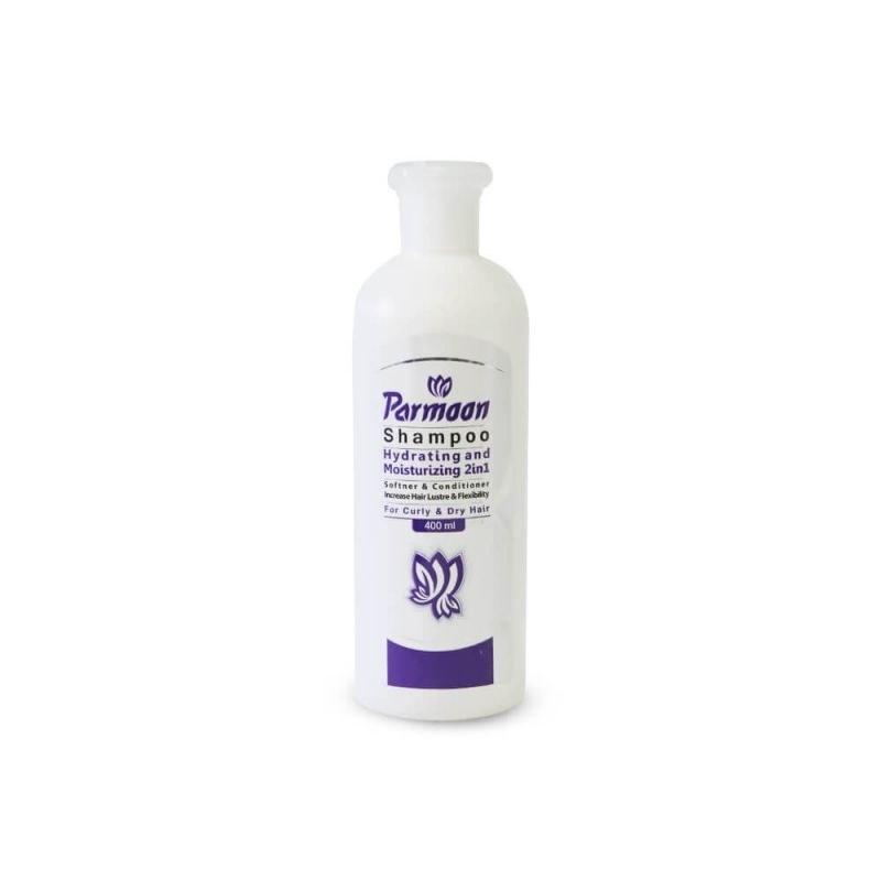 شامپو کتیرای پرمون مناسب موهای مجعد و خشک 400میل