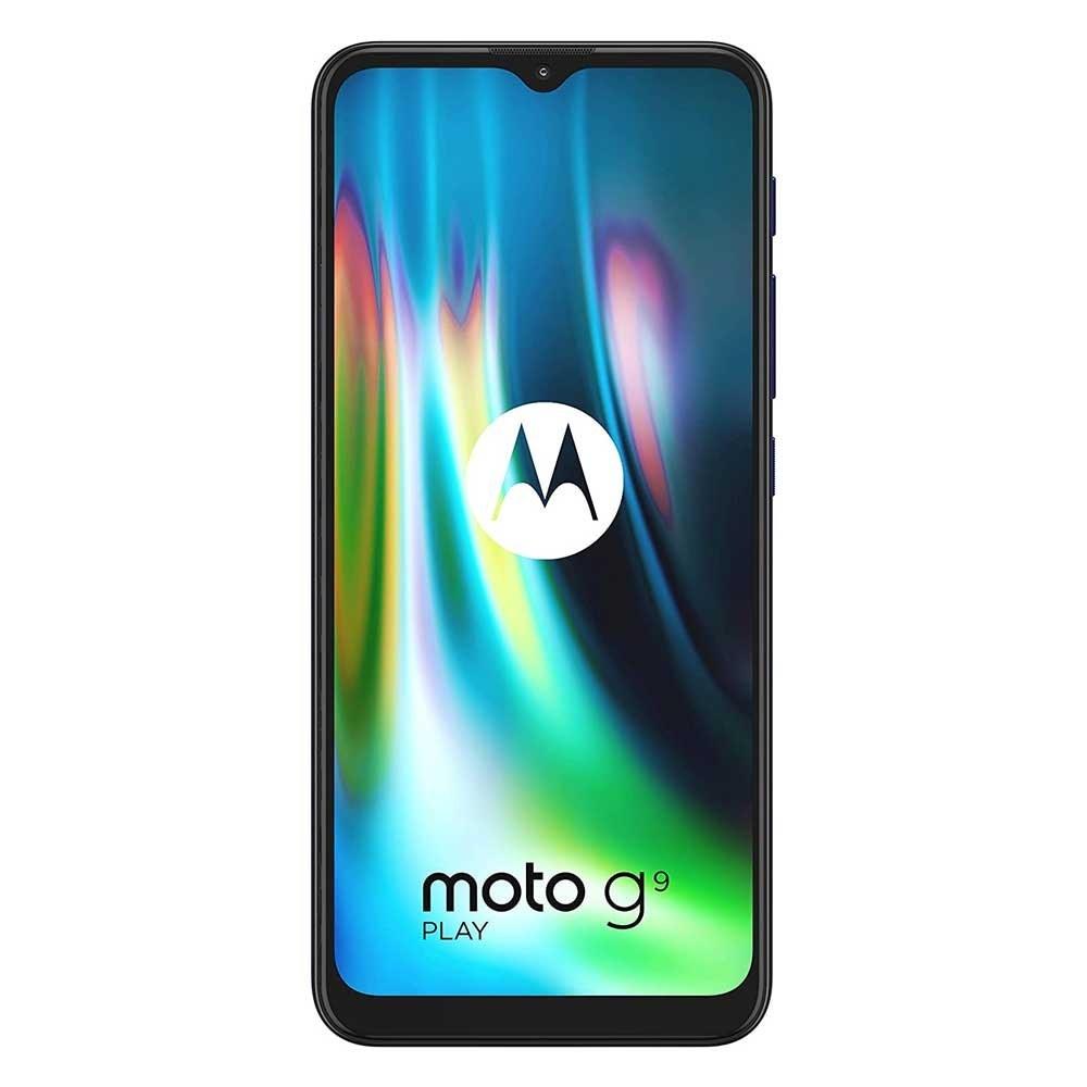 گوشی موبایل موتورولا مدل Motorola Moto G9 Play ظرفیت 64 گیگابایت با رام 4 گیگابایت
