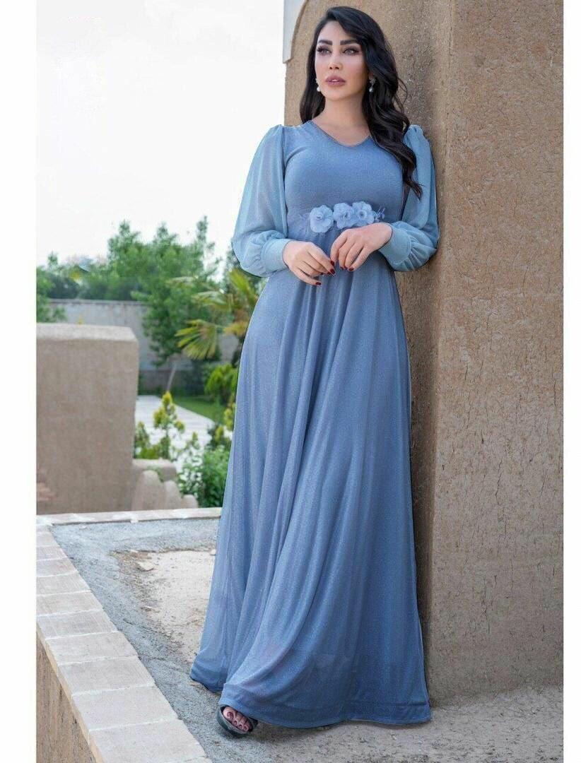 تصویر لباس مجلسی زنانه مدل دایان
