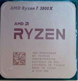 پردازنده تری ای ام دی مدل رایزن۷ ۳۸۰۰ ایکس با فرکانس ۳.۹ گیگاهرتز