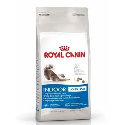 غذای خشک Royal Canin مدل Home Life Indoor مخصوص گربه بالغ مو بلند - 2 کیلوگرم |