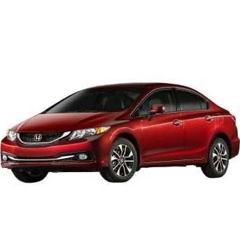خودرو هوندا Civic LX اتوماتیک سال 2014 | Honda Civic LX 2014 AT