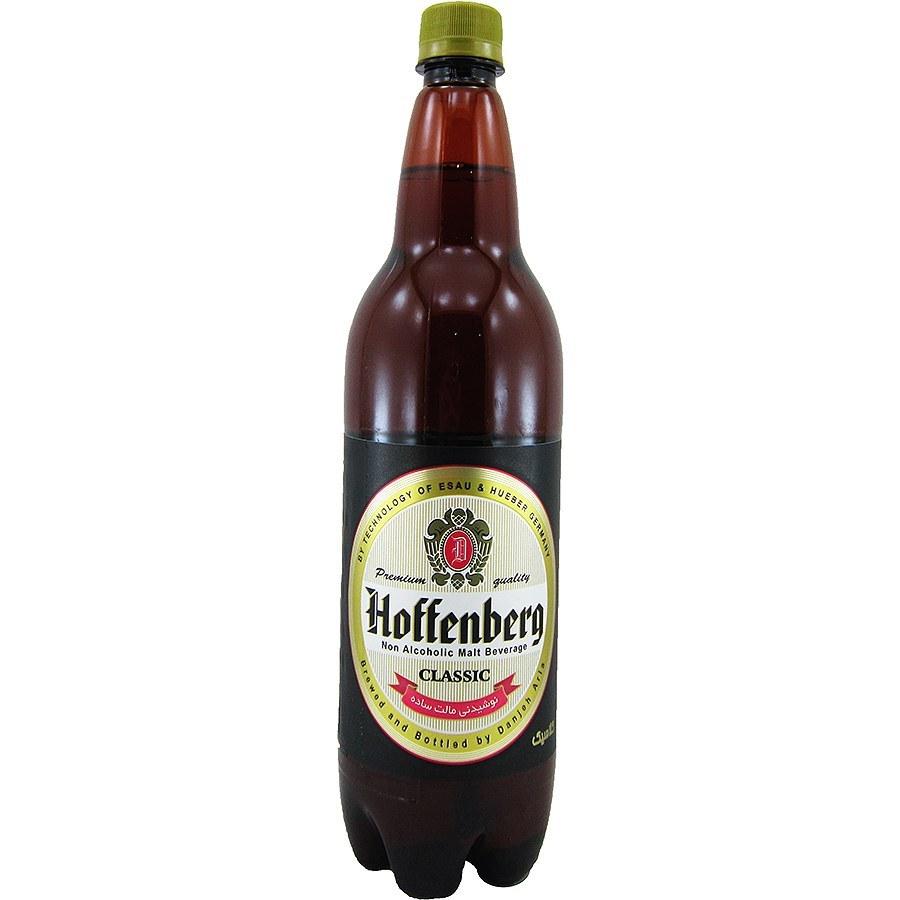 تصویر ماءالشعیر کلاسیک هوفنبرگ آبجو بدون الکل 1 لیتری