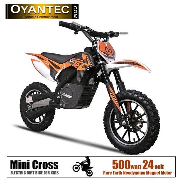 موتور مینی کراس برقی ۵۰۰ وات | Jahanro 36v Electric Dirt Bike 500w Lithium