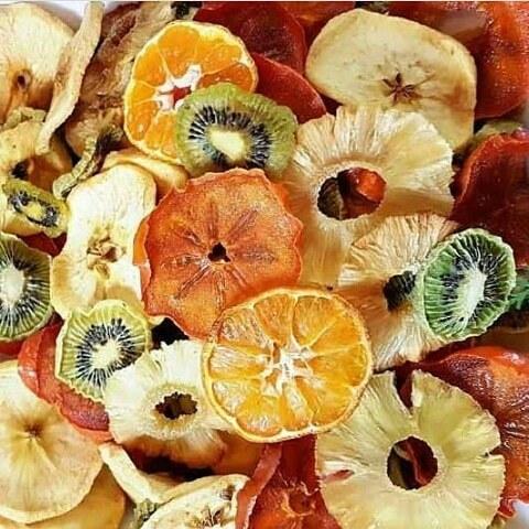 پک میوه خشک