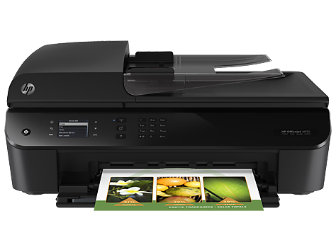 main images پرینتر جوهرافشان چندکاره  4630 اچ پی HP OfficeJet 4630 e-All-in-One Printer