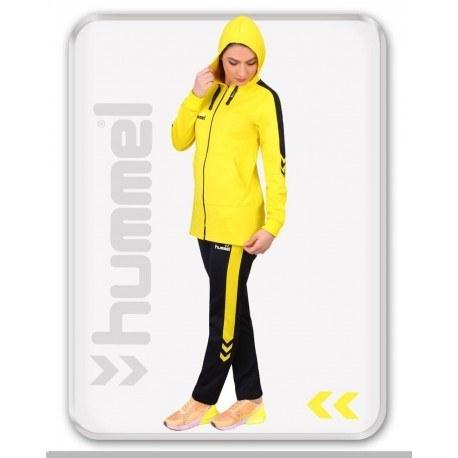 گرمکن شلوار زنانه مدل Hummel YB