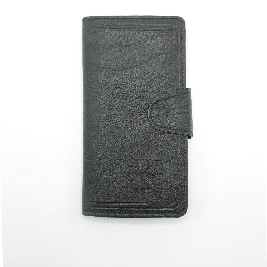 کیف پول مردانه cici مشکی - کد 7610