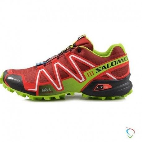 کفش پیاده روی مردانه سالامون مدل SPEED CROSS SCS