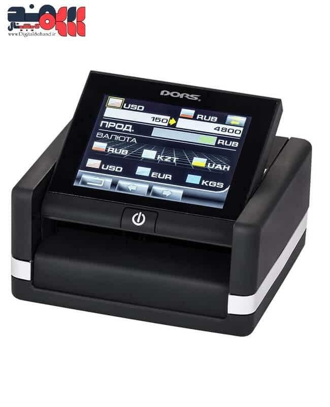تصویر دستگاه تشخیص اصالت اسکناس دورس مدل 230