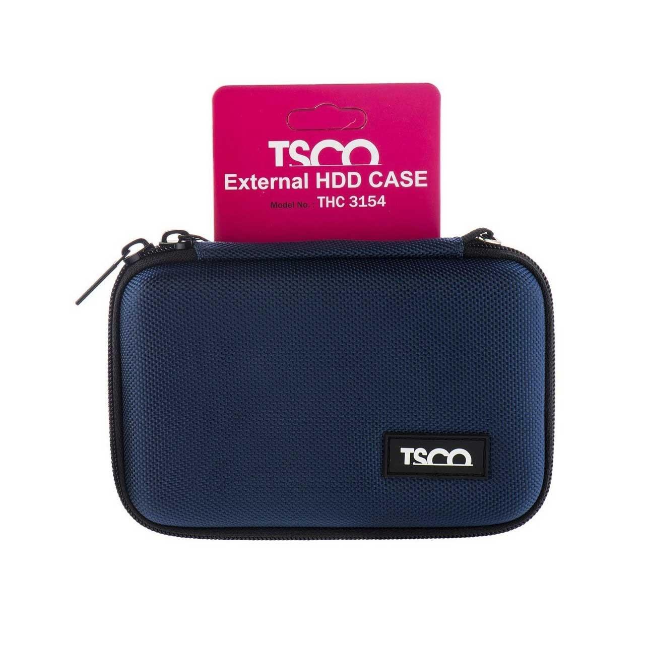 کیف هارد اکسترنال برند TSCO مدل 3154