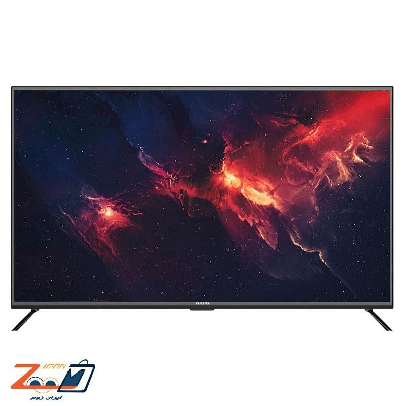 تصویر تلویزیون ال ای دی هوشمند آیوا مدل JH50DS180S سایز50 اینچ ا Aiwa JH50DS180S Smart LED TV size 50 inch Aiwa JH50DS180S Smart LED TV size 50 inch