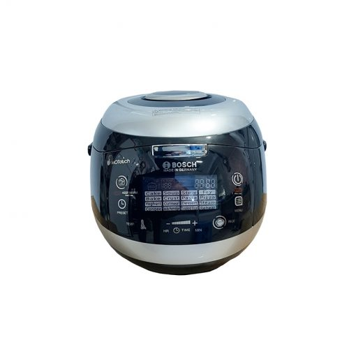 تصویر پلوپز مولتی کوکر 50 کاره بوش BOSCH مدل FX-06 Bosch fx-06 digital multi cooker