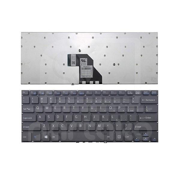 کیبورد لپ تاپ سونی Laptop Keyboard Sony Vaio SVF14
