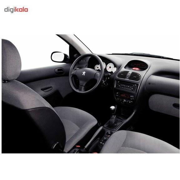 عکس خودرو پژو 206 اسدي وي 8 دنده اي سال 1396 Peugeot 206 SD V8 1396 MT خودرو-پژو-206-اس-دی-وی-8-دنده-ای-سال-1396 2