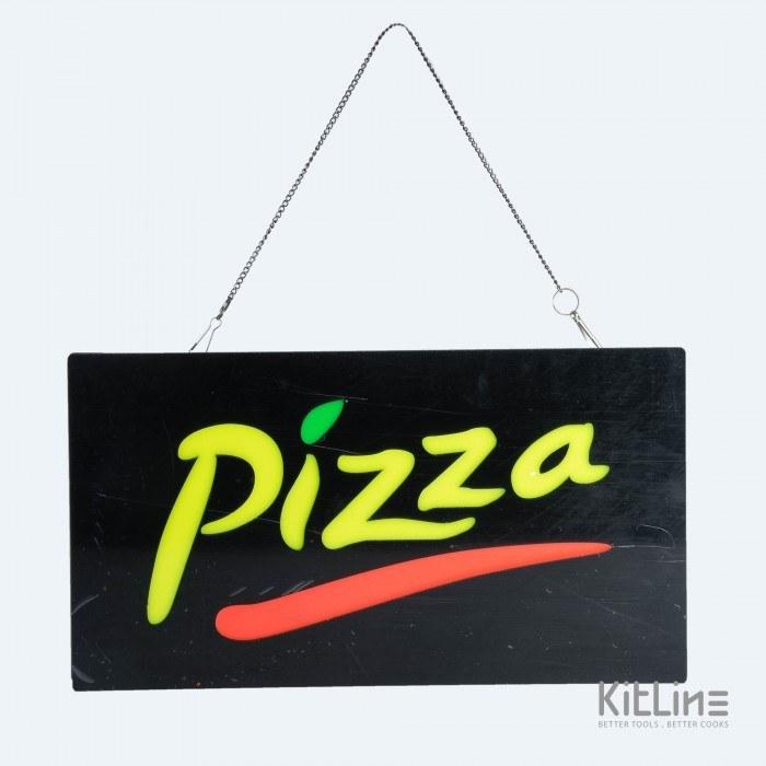 تصویر تابلو LED مدل Pizza