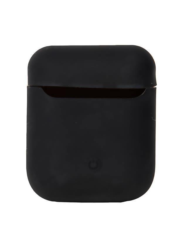 کاور محافظ سیلیکونی مناسب کیس اپل ایرپاد AirPods مشکی